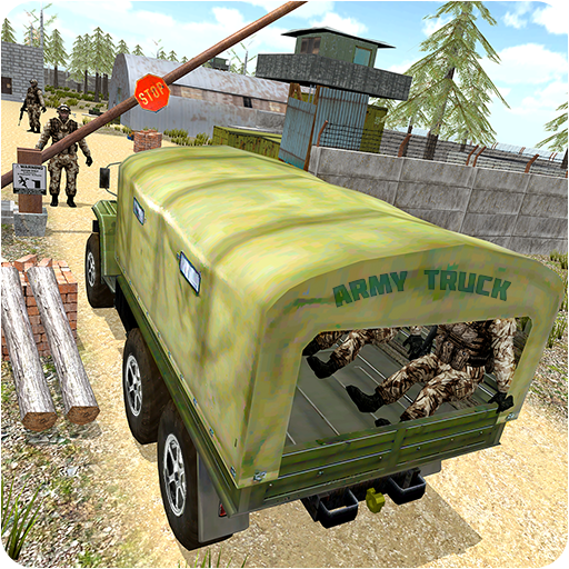 US Army Truck Pro:Army Transport 1.10 (MOD, Unlimited Money)