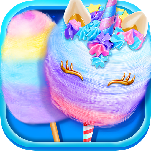 Unicorn Cotton Candy Maker – Rainbow Carnival 1.2 (MOD, Unlimited Money)