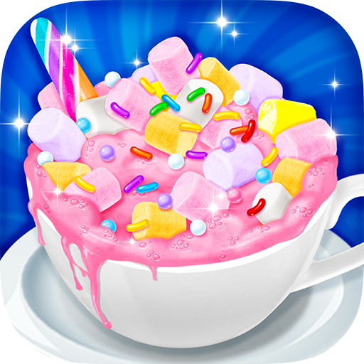Unicorn Hot Chocolate – Dream Food Maker 1.3(MOD, Unlimited Money)