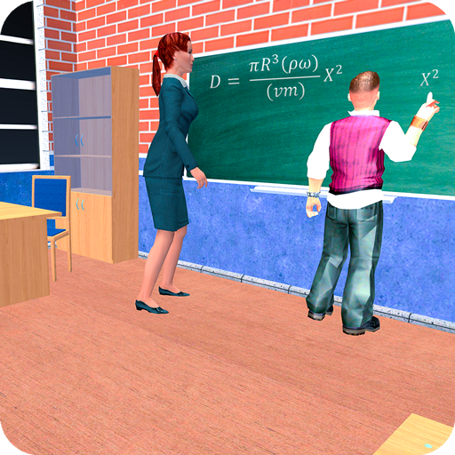 Virtual High School Teacher 3D 2.33.15 (MOD, Unlimited Money)