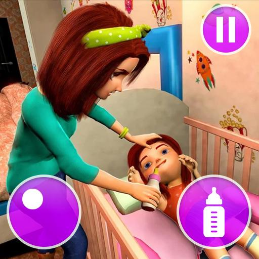 Virtual Mother Game: Family Mom Simulator 1.32 (MOD, Unlimited Money)