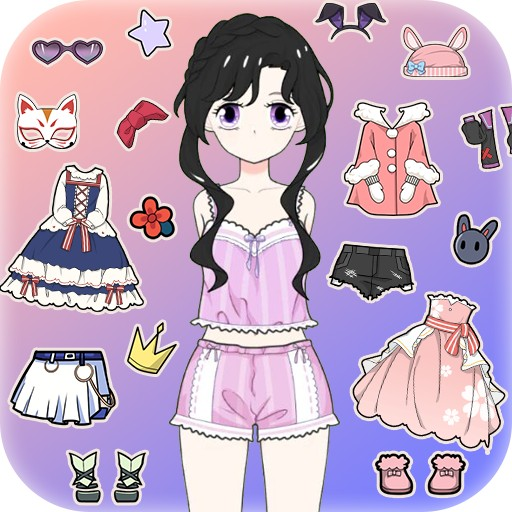 Vlinder Princess – Dress Up Games, Avatar Fairy 1.4.1 (MOD, Unlimited Money)