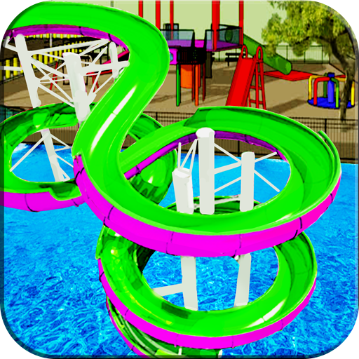 Water Slide Games Simulator 1.1.19 (MOD, Unlimited Money)