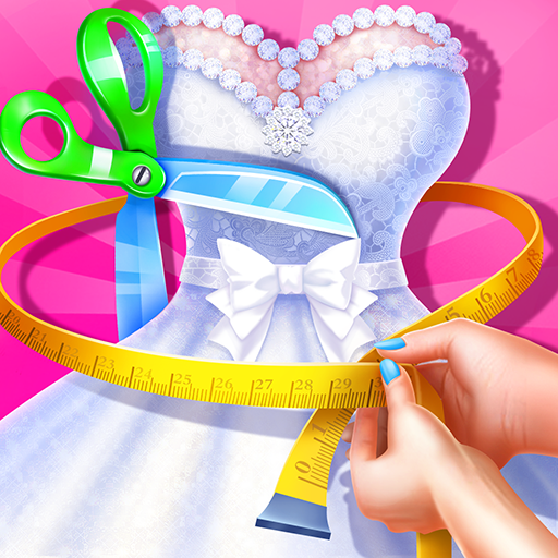 💒💍Wedding Dress Maker – Sweet Princess Shop 5.3.5038 (MOD, Unlimited Money)