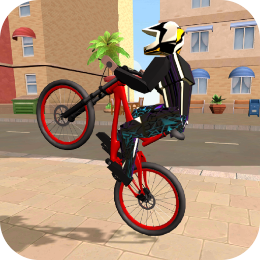 Wheelie Bike 3D – BMX stunts wheelie bike riding 1.0 (MOD, Unlimited Money)