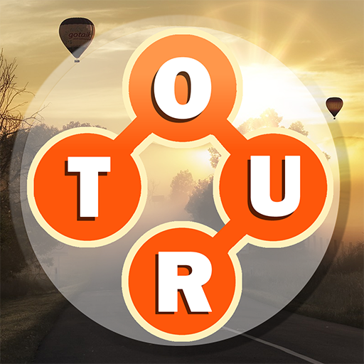 Word Travel:World Tour via Crossword Puzzle Game 3.57 (MOD, Unlimited Money)