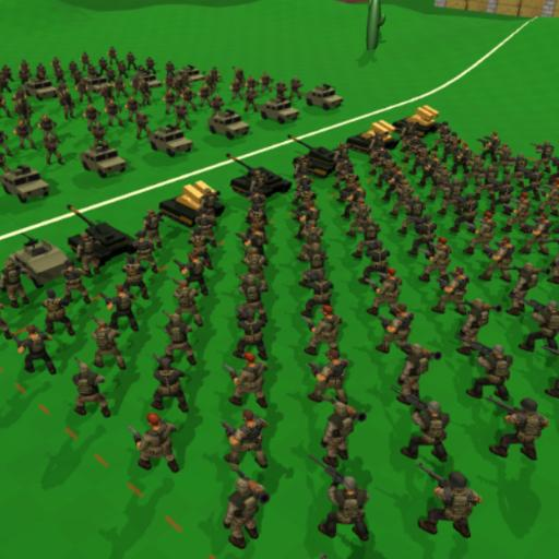 World War Modern Epic Battle Simulator 1.3 (MOD, Unlimited Money)