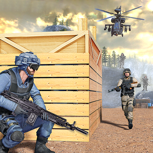 new action games  : fps shooting games 3.7 (MOD, Unlimited Money)