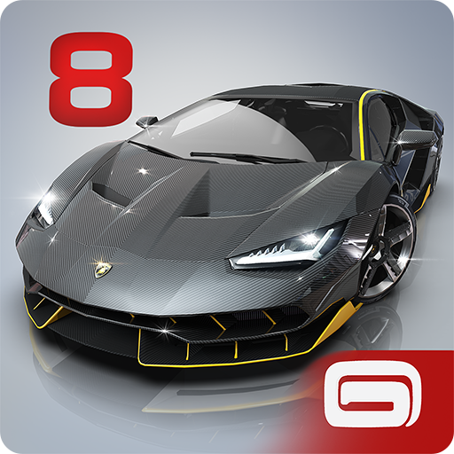 Asphalt 8 Racing Game – Drive, Drift at Real Speed  (MOD, Unlimited Money) 5.9.0n