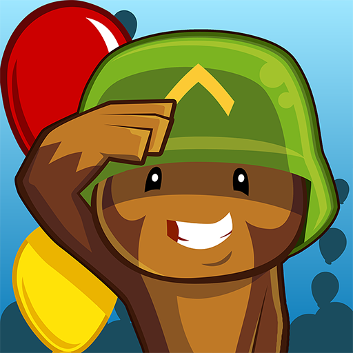 Bloons TD 5  (MOD, Unlimited Money)3.30