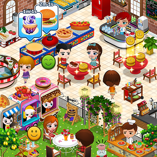Cafeland – World Kitchen  (MOD, Unlimited Money)2.1.69
