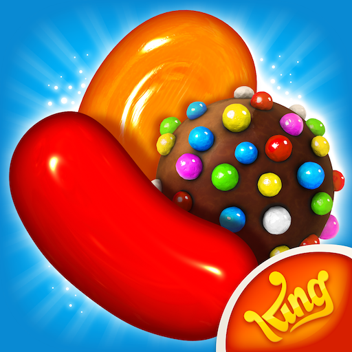 Candy Crush Saga  (MOD, Unlimited Money)1.196.0.1