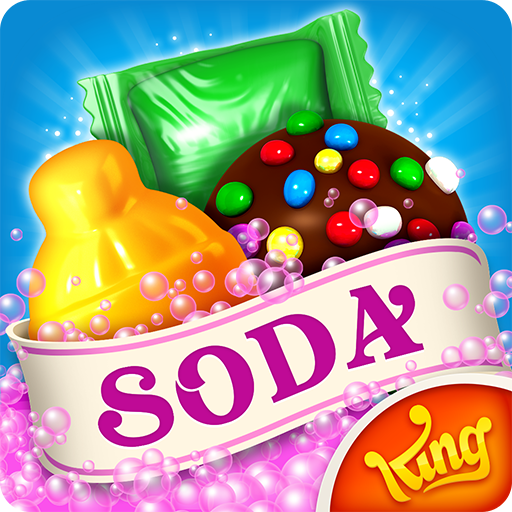Candy Crush Soda Saga  (MOD, Unlimited Money)1.188.3