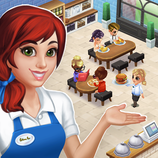 Food Street – Restaurant Management & Food Game  (MOD, Unlimited Money)