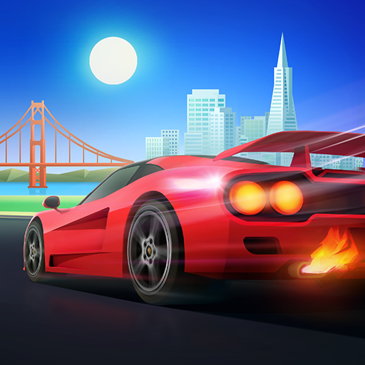 Horizon Chase – World Tour  (MOD, Unlimited Money)1.9.25