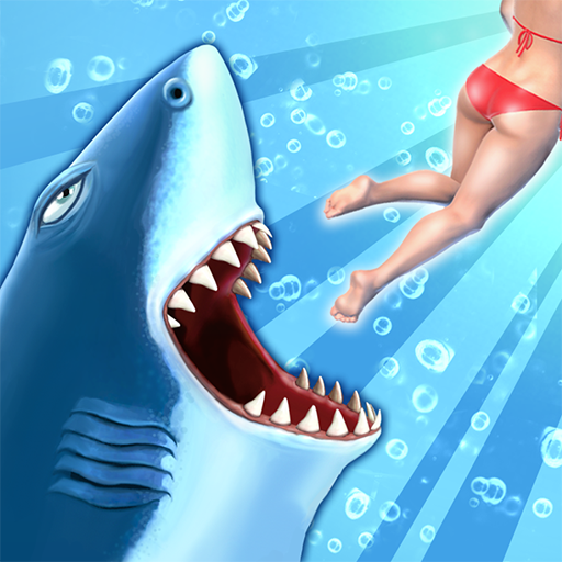 Hungry Shark Evolution – Offline survival game  (MOD, Unlimited Money)8.4.2