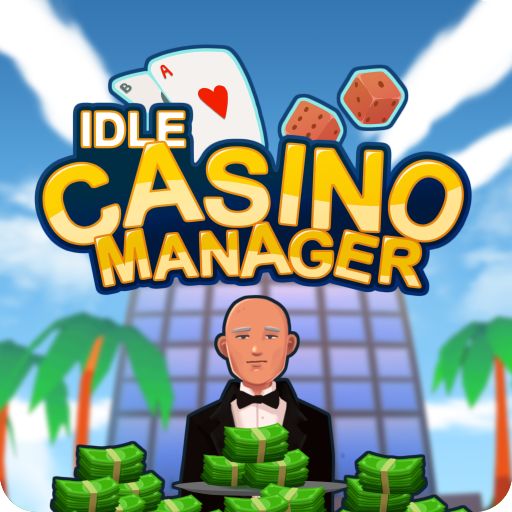 Idle Casino Manager – Business Tycoon Simulator  (MOD, Unlimited Money)2.2.0