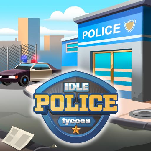 Idle Police Tycoon – Cops Game  (MOD, Unlimited Money) 1.2.2