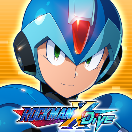 ROCKMAN X DiVE  (MOD, Unlimited Money)2.5.0
