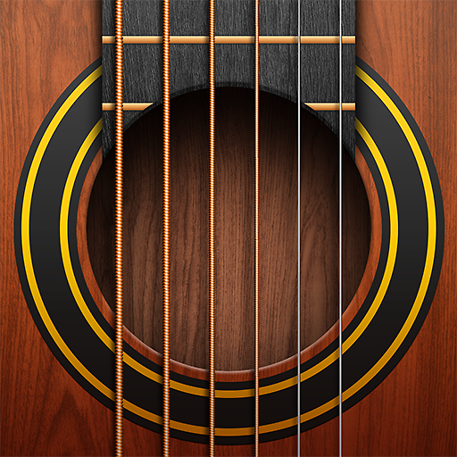 Real Guitar Free – Chords, Tabs & Simulator Games  (MOD, Unlimited Money)
