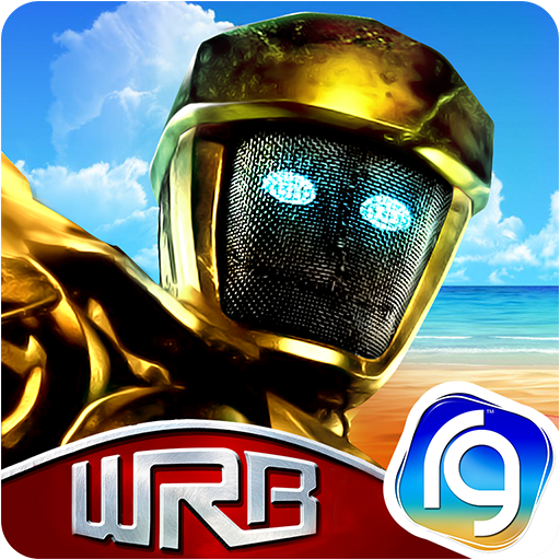 Real Steel World Robot Boxing  (MOD, Unlimited Money)