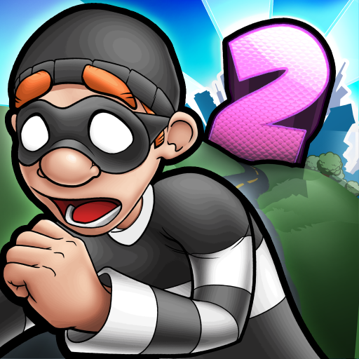 Robbery Bob 2: Double Trouble  (MOD, Unlimited Money)1.6.8.14