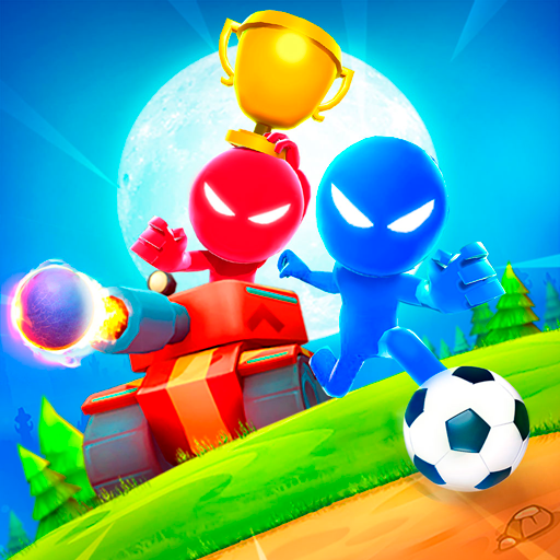 Stickman Party: 1 2 3 4 Player Games Free  (MOD, Unlimited Money)