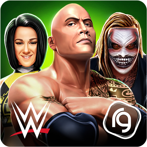 WWE Mayhem  (MOD, Unlimited Money)1.42.132