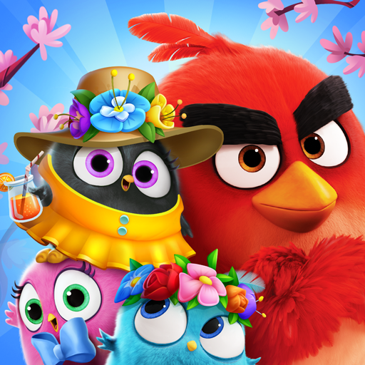 Angry Birds Match 3  (MOD, Unlimited Money) 5.0.0