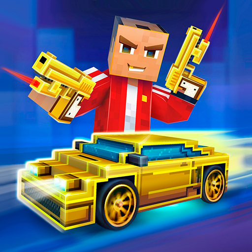 Block City Wars: Pixel Shooter with Battle Royale  (MOD, Unlimited Money)7.2.2