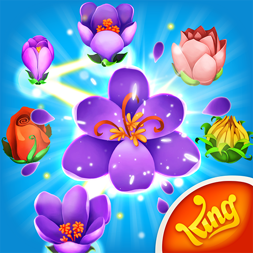 Blossom Blast Saga  (MOD, Unlimited Money)