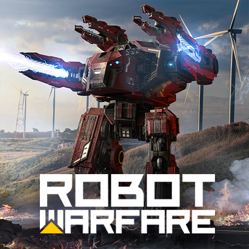 Robot Warfare: Mech Battle 3D PvP FPS  (MOD, Unlimited Money) 0.4.0
