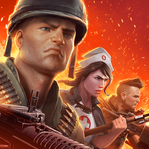 World War Rising  (MOD, Unlimited Money) 8.0.7.79