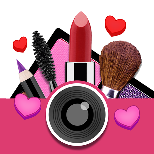 YouCam Makeup – Selfie Editor & Magic Makeover Cam  (MOD, Unlimited Money)