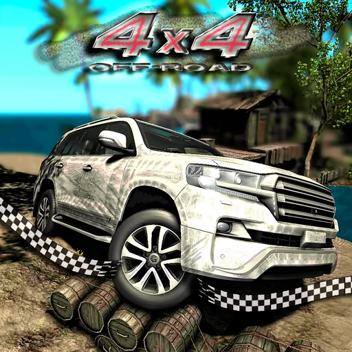 4×4 Off-Road Rally 7 9.6 (MOD, Unlimited Money)