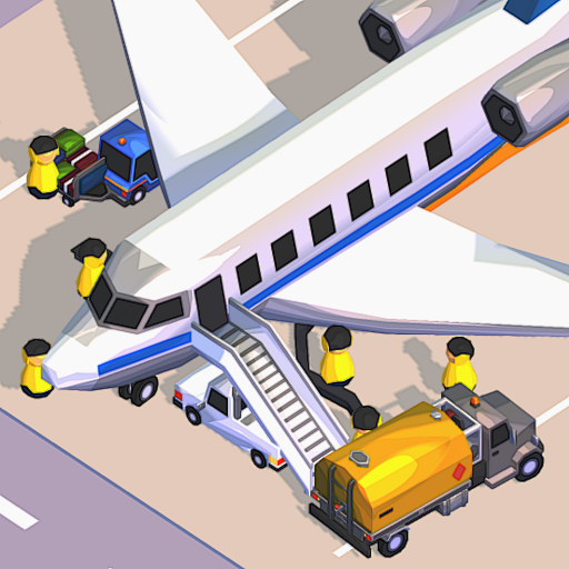 Air Venture – Idle Airport Tycoon ✈️ 1.3.5 (MOD, Unlimited Money)