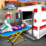 Ambulance Doctor Hospital – Rescue Game  (MOD, Unlimited Money) 1.0.7