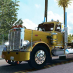 American Truck Real Driving Cargo Simulator 2021 2 (MOD, Unlimited Money)