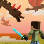 Battle Craft – 3D Pixel World  (MOD, Unlimited Money) 0.8