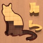 BlockPuz: Jigsaw Puzzles &Wood Block Puzzle Game  (MOD, Unlimited Money) 2.801