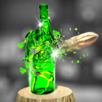 Bottle Shooting : New Action Games 3.5 (MOD, Unlimited Money)