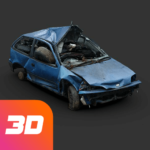 Car crash test simulator: sandbox, derby, offroad  (MOD, Unlimited Money) 4.3