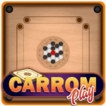 Carrom Play  (MOD, Unlimited Money) 19.0