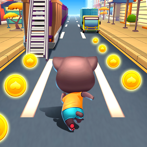 Cat Runner: Decorate Home 4.0.9 (MOD, Unlimited Money)