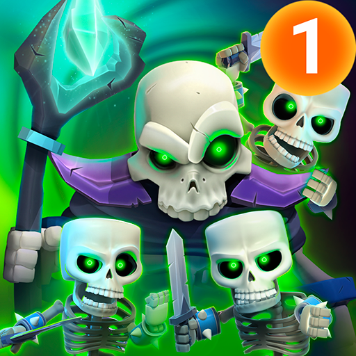 Clash of Wizards – Battle Royale 0.33.5 (MOD, Unlimited Money)