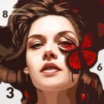 Color Palette – Oil Painting Color by Number  (MOD, Unlimited Money) 4.5.7