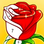 ColorPlanet® Paint by Number, Free Puzzle Games  (MOD, Unlimited Money) 1.1.11