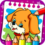 Coloring & Learn Animals – Kids Games  (MOD, Unlimited Money) 1.22