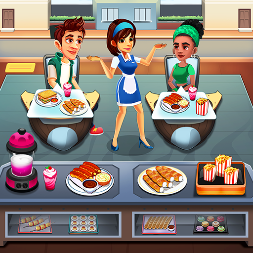 Cooking Cafe – Food Chef 4.0 (MOD, Unlimited Money)