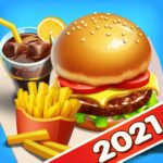 Cooking City: frenzy chef restaurant cooking games  (MOD, Unlimited Money) 2.09.5052